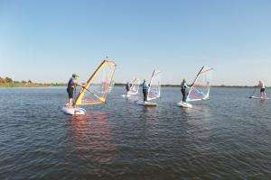 Obóz windsurfingowy Dźwirzyno 2014